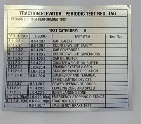 DT-TRACTIONC5 Foil Label, 5'' x 4.25''