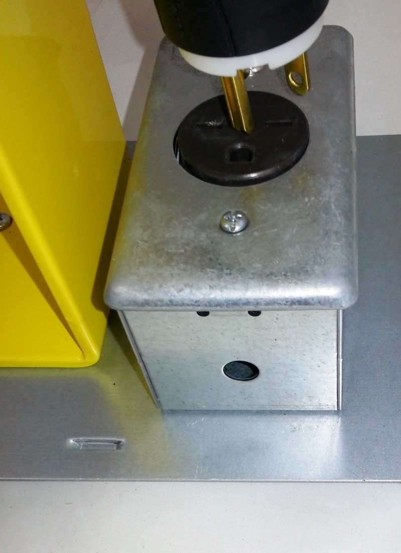 Image 1 of ETES Elevator Top Exit Switch/Grenade Switch
