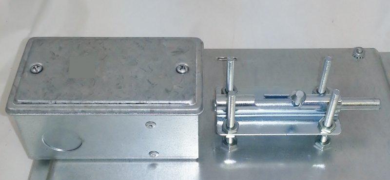 Image 1 of ETES-2 Elevator Top Exit Interlock Switch