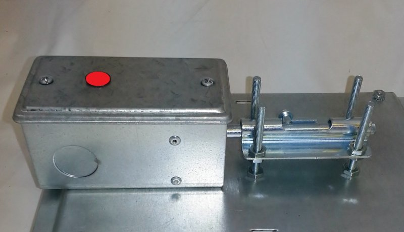 Image 0 of ETES-2L Elevator Top Exit Interlock Switch with Indicator Light