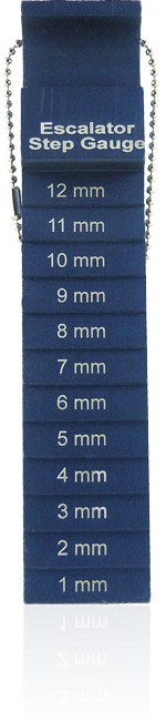 Image 0 of ESCALATOR STEP GAUGE TOOL - METRIC