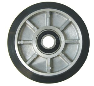 GR-MIS142 ROLLER GUIDE WHEEL 6'' O.D.