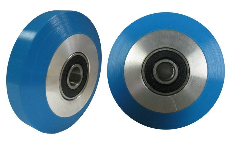 GR-MIS143 ROLLER GUIDE WHEEL 3-1/4'' O.D.