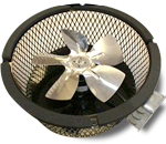 FAN-M12 10'' ROUND FAN, UL RATED