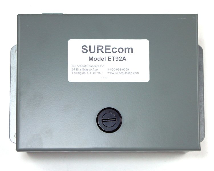 SURECOM MACHINE ROOM TO CAB COMMUNICATION SYSTEM
