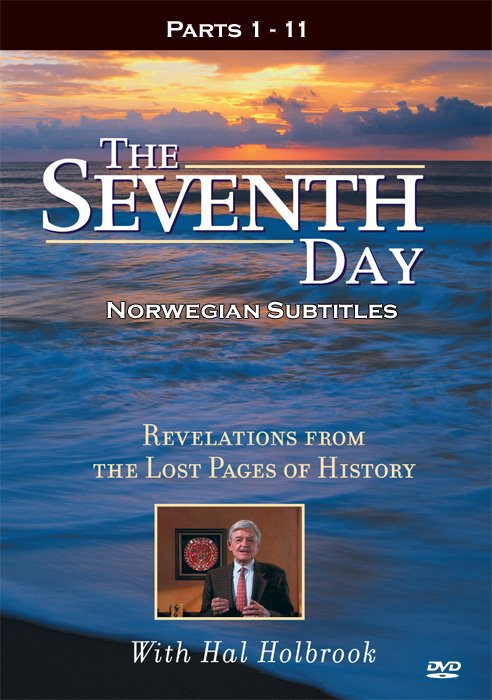 The Seventh Day  Norwegian    3 DVDs