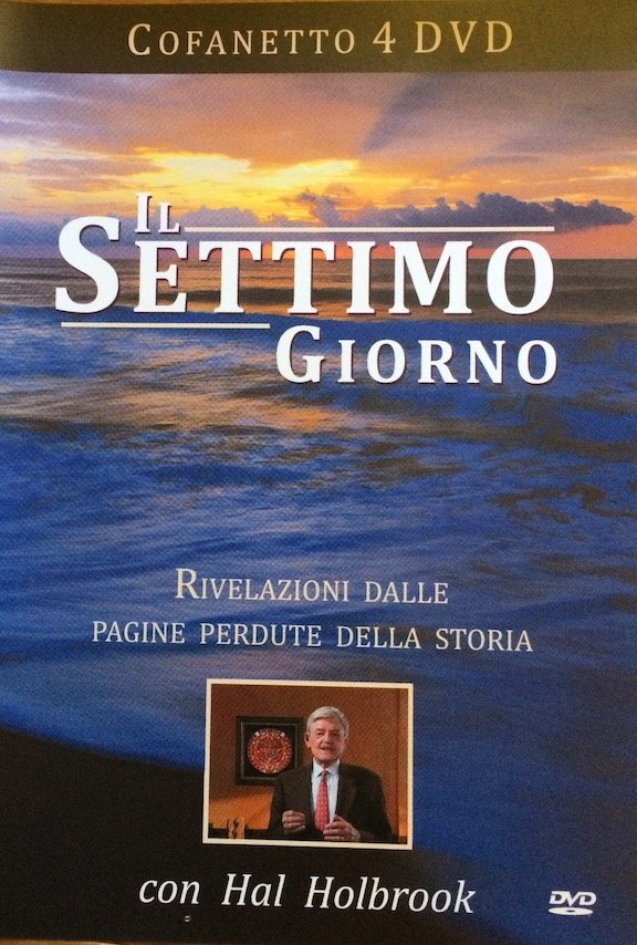 The Seventh Day  Italian    4 DVDs