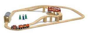 Z   Swivel Bridge Train Set