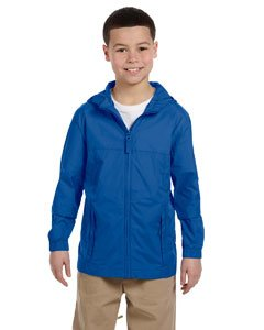 Harrington Youth Essential Rainwear   Cobalt Blue   XL