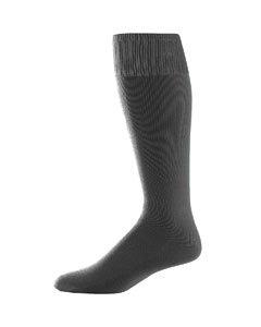 Youth   Game Socks   Black