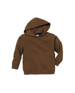 Hooded Pullover   Brown   2T