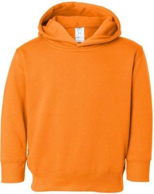 Hooded Pullover   Mandarin   2T