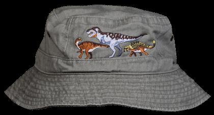 739490847b001 Accessories Children - Hats - Child - Dino Boy Youth Bucket Cap