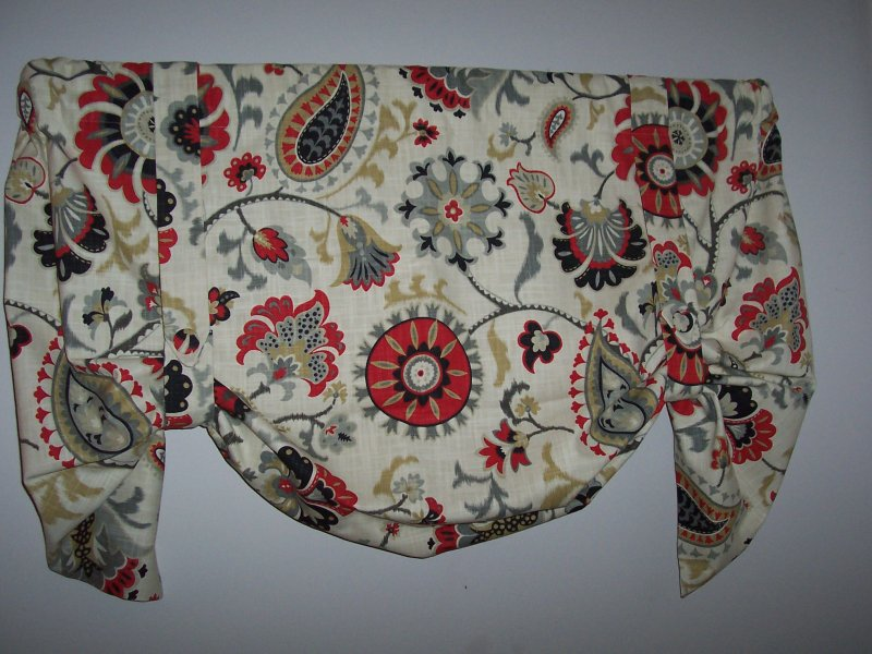 Image 0 of Waverly Siren Song Custom Mock Balloon Valance