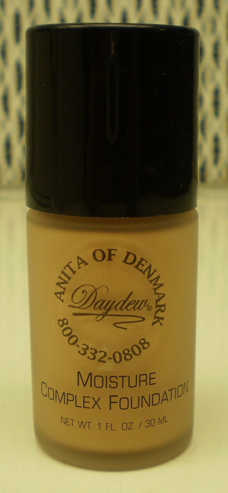 Daydew Custom Blend Moisture Complex Foundation Makeup Creme Rachel 1 oz
