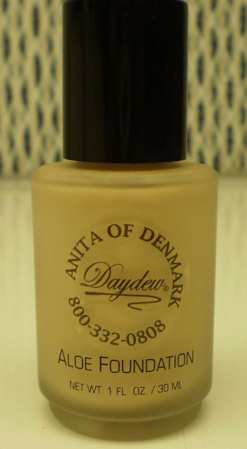 Daydew Custom Blend Makeup With Aloe Oil Free Bisque 1oz