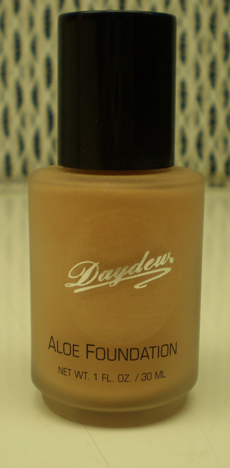 Daydew Custom Blend Makeup With Aloe Oil Free Rachel 1 oz