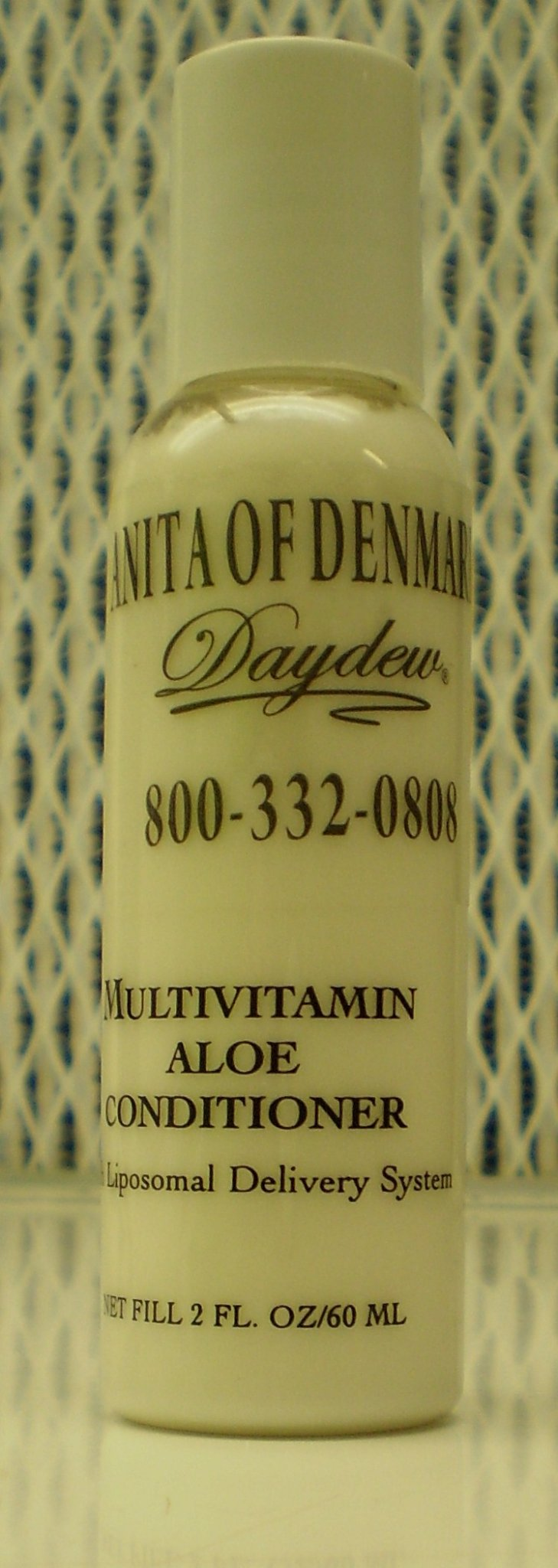 Anita Of Denmark Multivitamin Aloe Conditioner With Liposomal Delivery System