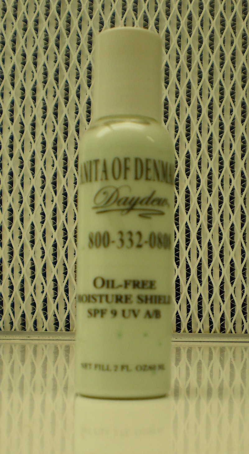 Anita Of Denmark Oil-Free Moisture Shield SPF 9 UV A/B 2oz/60ml