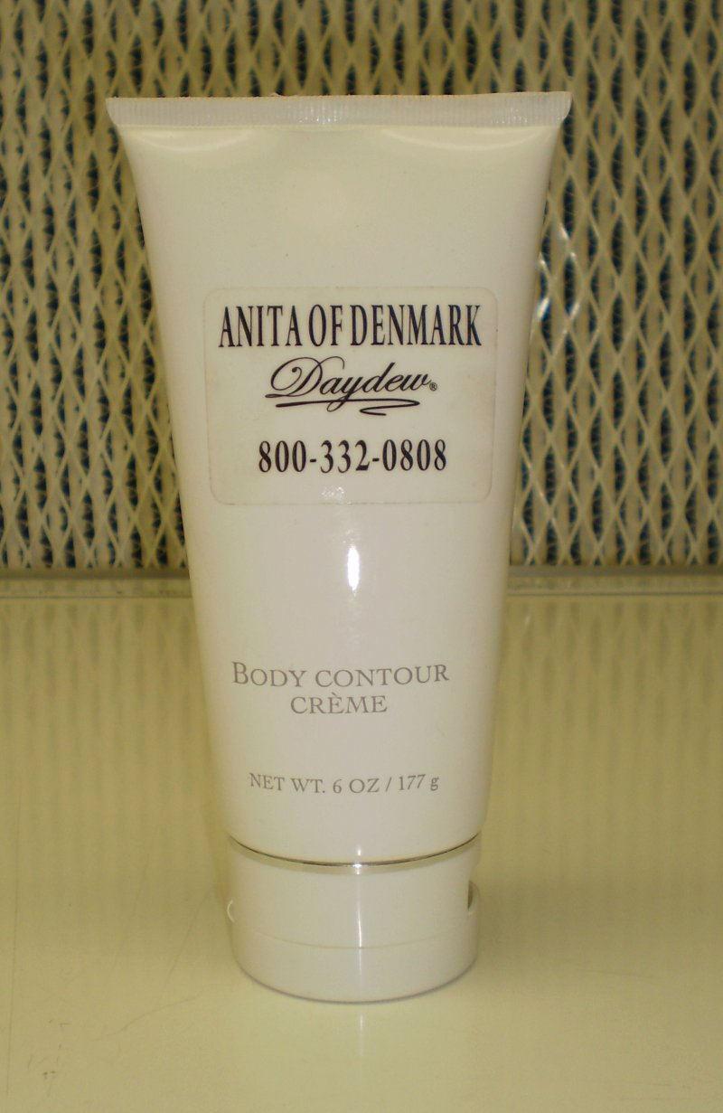 Anita Of Denmark Body Contour Creme 6oz   177g