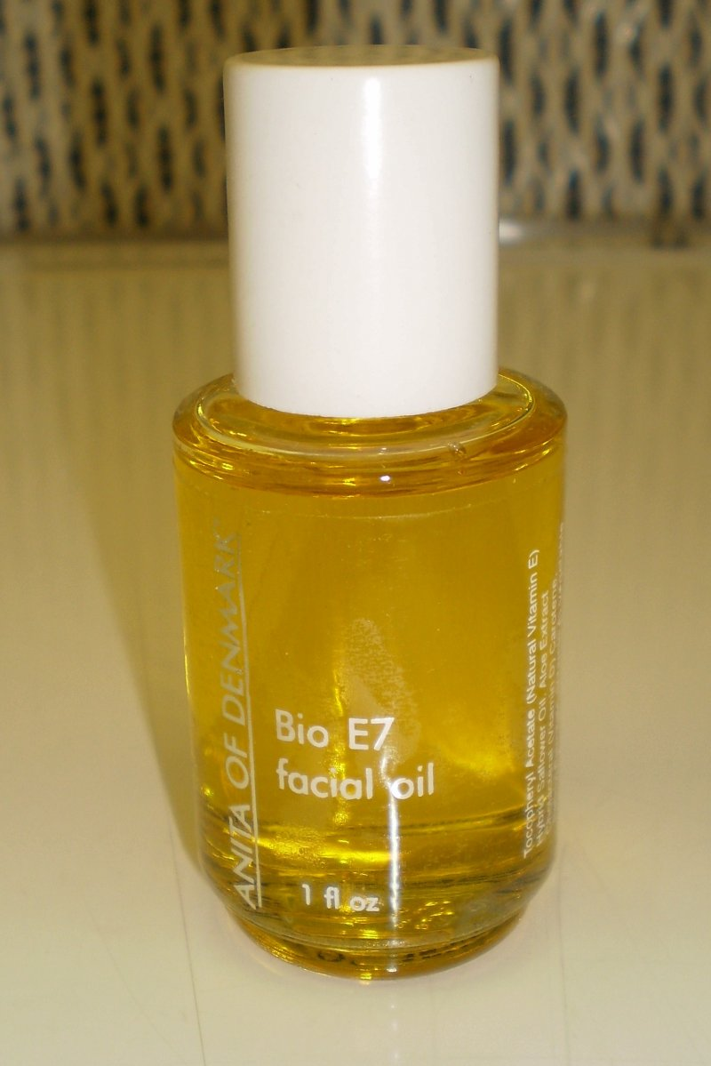 Anita Of Denmark Bio E7 Facial Oil 1 oz