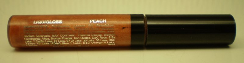 Image 0 of Daydew Model's Liqui-Lipgloss With Wands (Shade: Peach)