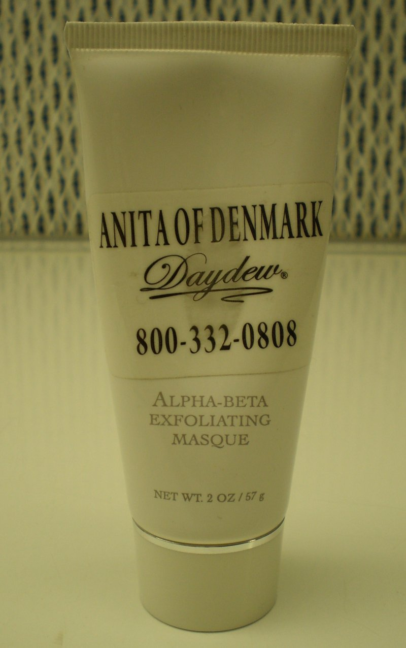 Anita Of Denmark Alpha Beta Exfoliating Masque 2oz 57g