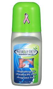 Body Deodorant Spray Lavender 1x4 Fluid oz Each by NATURALLY FRESH