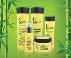 Finishing Hair Spray 1x10.14 Fluid oz Each by BOO BAMBOO