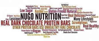Bar Crspy Cat Organic(70%+) Almond 12x1.76 oz Case by NUGO NUTRITION BAR