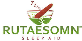 Sleep Aid 100% Drug Free 1x30 Cap Each by RUTAESOMN