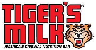 Bar Peanut Butter 24x1.23 oz Case by TIGERS MILK