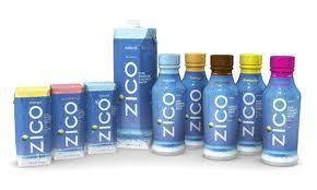 Water Coconut Latte 12x14 oz Case by ZICO COCONUT WATER