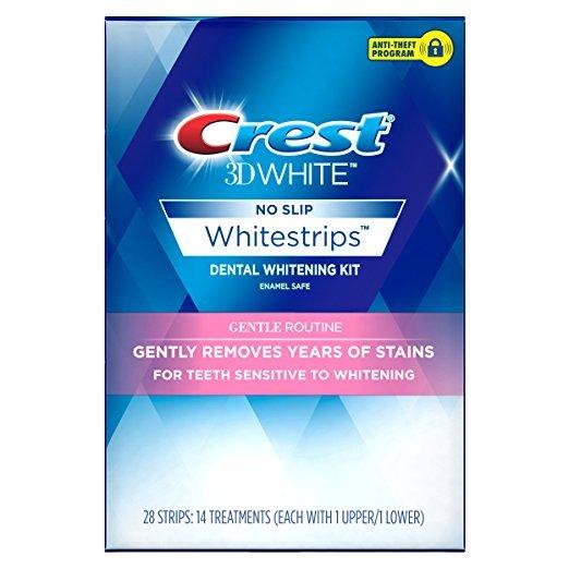 Crest 3D White Strip Gentle Routine 14 Ct