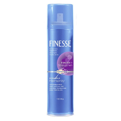 Finesse Aerosol Extra Hold Scented Hair Spray 7 Oz