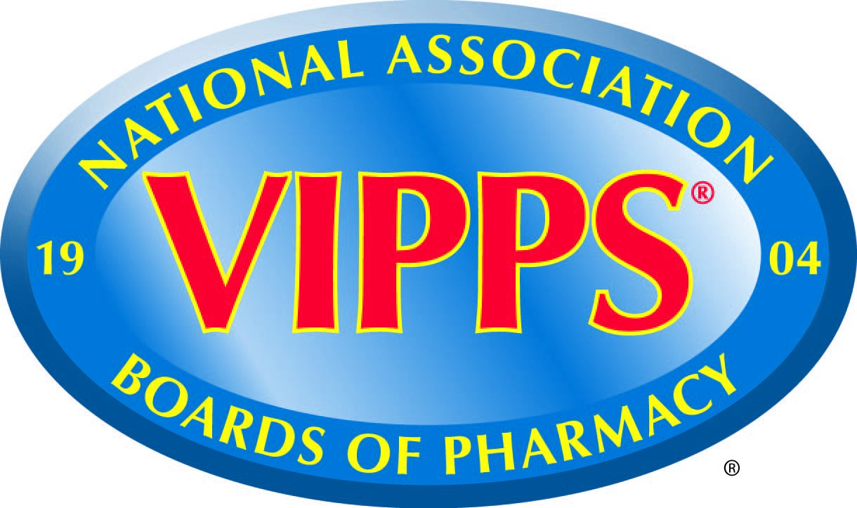 VERIFIED INTERNET PHARMACY PRACTICE SITES (CM) Online Pharmacy Services Drugsdepot.com (Valley Medical Pharmacy) has earned Verified Internet Pharmacy Practice Sites(CM) (VIPPS�) accreditation through the National Association of Boards of Pharmacy� (NABP�)