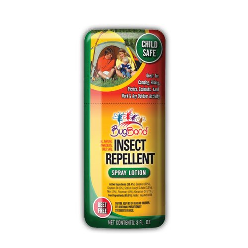 Aloe Up Insect Repellent 25  Deet 1 oz Pump
