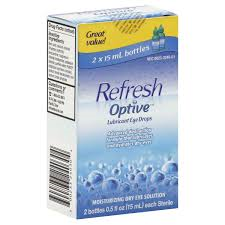 Refresh Optive Drop 2x15 Ml