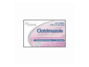 Clotrimazole 1% Cream With Applicator 7 Days 45 Gm