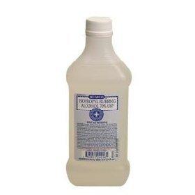 Alcohol Isopropyl 70% 12x16 Oz By Perrigo