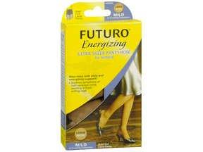 Futuro Brand Pantyhose Beige Large 1X1 Each By Beiersdorf / Futuro Inc