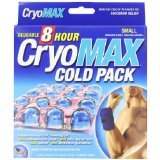 Cryo-Max Reusable Cold Pack Small #97