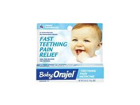 Orajel Baby Gel 0.33 Oz