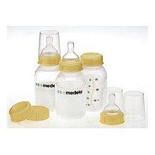 Breastmilk Bottle Pack Size 3 Set 5 oz by Medela Inc.