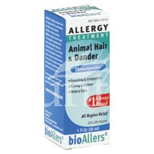 Bio-Allers Animal Hair/Dander 1 Oz