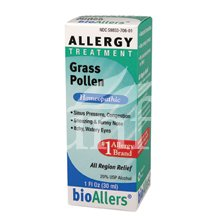 Bio-Allers Grass Pollen Allergy Relief 1 Oz