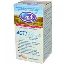 Actiflora+Prebio/Probiotc 100 Cap 1 By Kendy USA