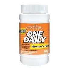 21St Century One Daily Women 50  Multi 100 Tablet