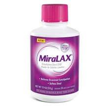 Image 0 of Miralax Powder 30 days 17.9 Oz