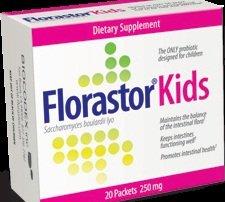 Florastor Kids   20 Packets Mfg By Biocodex Inc